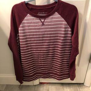 Eddie Bauer Sweatshirt size XL